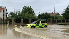 Povodně hrozí nově i v okolí Moravské Třebové a Mohelnice