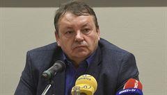 Jágr jako budoucí předseda hokejového svazu? Když by se mu do toho chtělo, přemýšlí staronový šéf Král