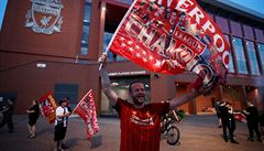 Liverpool po 30 letech slaví titul! Stačila mu k tomu výhra Chelsea nad City