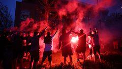 Ani Gerrard, ani Suárez. Liverpool slavil titul až s Kloppovou bandou, oslavy nenarušil ani debakl