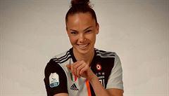 VIDEO: Mladá Češka táhne slavný Juventus. Podívejte se na její góly