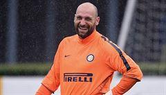 Rázný náhradník z Interu: dostal druhou červenou, přitom šest let nechytal