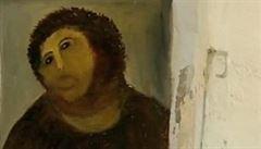 Internet se baví opicí restaurátorky. Tvář už změnila i Mona Lisa