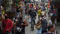Brazílie má 17 078 nových případů nákazy koronavirem, Argentina hlásí rekordních 8713 nakažených