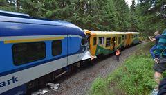 Vlak jedoucí na Vary nepočkal ve stanici, zjistila Drážní inspekce. Vážně zranění jsou stabilizovaní