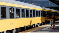 RegioJet plánuje noční vlak z Prahy přes Berlín a Amsterdam do Bruselu, jezdit začne v roce 2022