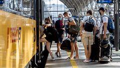 Regiojet chce znovu vypravit letní vlaky do Chorvatska. Na koronavirová opatření je firma připravena