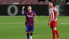 Messi pokořil další metu, nálada v kabině Barcelony je ale špatná. Asistent Sarabia ztrácí respekt hráčů