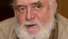 Ve věku 69 let zemřel historik umění a bývalý rektor AVU Jiří T. Kotalík