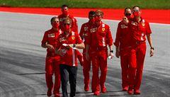 Změna programu v kalendáři F1. Závody v Americe se ruší, návrat hlásí legendární Nürburgring