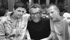 Miloš zcela jistě mistrně ovládal umění žít, říká 'skorosyn' slavného režiséra Formana