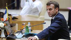 Prezident Macron hájí nového ministra vnitra vyšetřovaného kvůli znásilnění. Prý ctí presumpci neviny