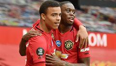 Manchester United v přestřelce zdolal Bournemouth a posunul se před Chelsea, zvítězil i Leicester