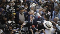 Dominikánská republika volí prezidenta, zatímco epidemie narůstá. Favoritem je podnikatel Luís Abinader