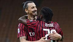 Ibrahimovic po výhře nad Juventusem: Jsem tady prezidentem i trenérem, plat mám ale jen hráčský