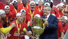 Červenobílá jízda přinesla ovoce. Slavia podle Tvrdíka skončila sezonu v zisku stovek milionů