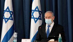Netanjahu uznal, že vláda otevřela ekonomiku příliš rychle. Jsme uprostřed druhé vlny, řekl