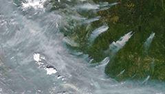 Rekordní teploty na Sibiři pokračují. Vedou k masivním lesním požárům