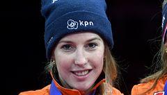 Rychlobruslařská šampionka Lara van Ruijvenová zemřela. Ve 27 letech podlehla krátké nemoci