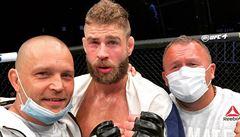 KOMENTÁŘ: Vémola promine, správným vzorem a tváří českého MMA je Procházka