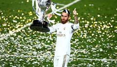 Obránce Ramos po šestnácti letech skončil v Realu Madrid. Klub údajně nevyhověl jeho požadavku