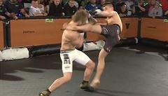 VIDEO: Lepší než rekordman McGregor. Sedmnáctiletý slovenský talent předvedl K.O. za 6 vteřin