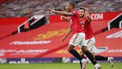 United remizovali se Southamptonem v závěru a komplikují si boj o Ligu mistrů