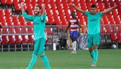 Krok od titulu. Real může po výhře nad Granadou slavit už v příštím kole