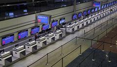 Americké aerolinky Delta jsou v hluboké ztrátě. Kvůli koronaviru přijdou o 5,72 miliardy dolarů