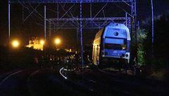 Strojvůdce byl podle Havlíčka zastaven, znovu se rozjel. Do poštovního vlaku narazil rychlostí 60 až 70 km