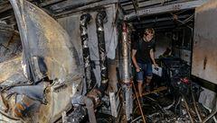 Muzeum Kampa má po požáru škody za více než 10 milionů korun, popel pokryl tisíce uměleckých děl