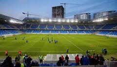 Utkání předkola Ligy mistrů Slovan hrát nebude. Hráči jedou domů, ohledně kontumace se bude teprve jednat