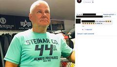 Kajínek propaguje značku Thor Steinar, oblíbená je mezi neonacisty. Kontroverzi jsem zaznamenal, přiznává
