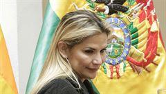 Bolivijská prezidentka má koronavirus, pracovat bude z izolace. Nakažený Bolsonaro se má dobře