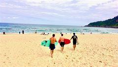ŠPANĚLSKO PO KARANTÉNĚ: Situace se zhoršuje, roušky jsou povinné i na plážích