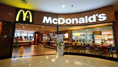 McDonald's zvyšuje zisk o 10 procent. Pomohly celodenní snídaně