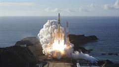 První arabská mise: z Japonska odstartovala vesmírná družice, míří k Marsu