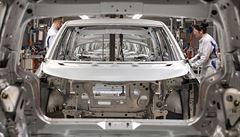 Německý automobilový průmysl se zotavuje, stoupá poptávka a očekává se nárůst exportu