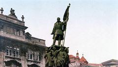 Do Prahy se má vrátit další sporný pomník. Radní schválili obnovení sochy Radeckého na Malostranském náměstí