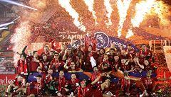 Součkův West Ham si po remíze zajistil definitivní záchranu, Liverpool převzal mistrovský titul