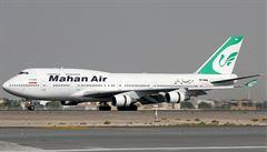 Americké stíhačky nad Sýrií ohrozily íránské letadlo. Pilot musel změnit výšku, aby se vyhnul kolizi