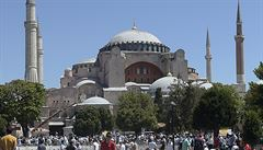 Hagia Sofia: Střet civilizací v boji o jeden kostel, mešitu a muzeum