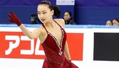 Mlátili mě a řezali bruslemi, popsala drsné praktiky čínských trenérů mladá krasobruslařka