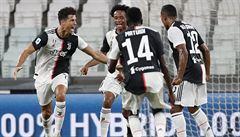 Naprostá dominance. Juventus podeváté za sebou opanoval italskou ligu, vítězství řídil Ronaldo