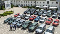 Prodej aut v EU za září mírně stoupl, letos poprvé. Nárůst zaznamenal i český trh