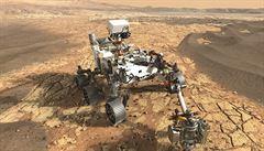 NASA pošle na Mars další vozítko, bude hledat pradávný život. Na rudé planetě vypustí i robotický vrtulník