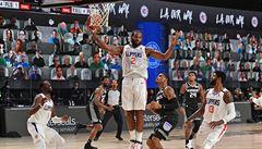 Restart NBA po 141 dnech v drsné bublině. Favority jsou Milwaukee a Lakers s LeBronem
