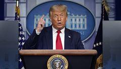 MACHÁČEK: Přijme Trump volební porážku?