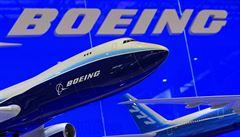 Výrobce letadel Boeing čtvrté čtvrtletí za sebou vykázal ztrátu, na vině je koronavirová pandemie