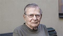 Zemřel herec Jan Skopeček, bylo mu 94 let. Ztvárnil více než 150 filmových a seriálových rolí
